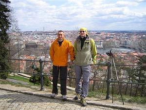 Seznamovací lekce  s Nordic Walkingem v parcích Prahy 6