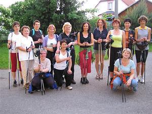 Nordic Walking v Protivíně